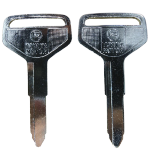 2 BLANK KEYS TEQ FIT FOR TOYOTA CELICA COUPE LIFTBACK 1970 1971 1972 1973 1974 1975 1976 1977 TA20 RA20 RA21 RA22 TA22 TA23 RA23 RA24 RA22 RA25 TA27 TA28 RA28 RA29 RA35 TA35
